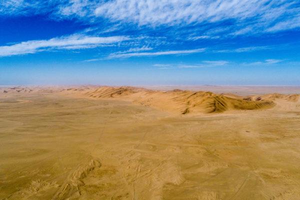 Desert Walvis Bay, Namibia