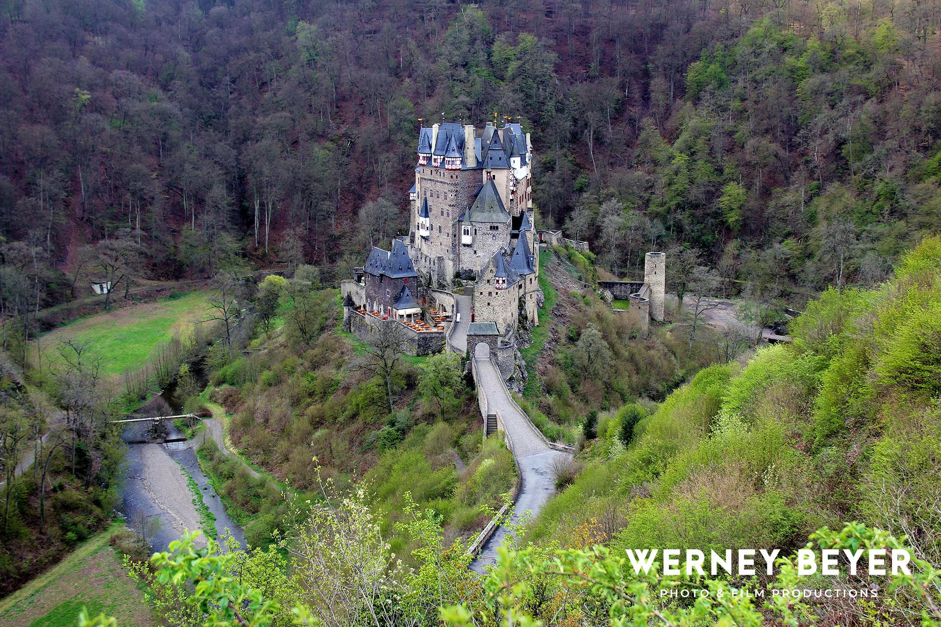 Castle Eltz, Mosel Area, Germany