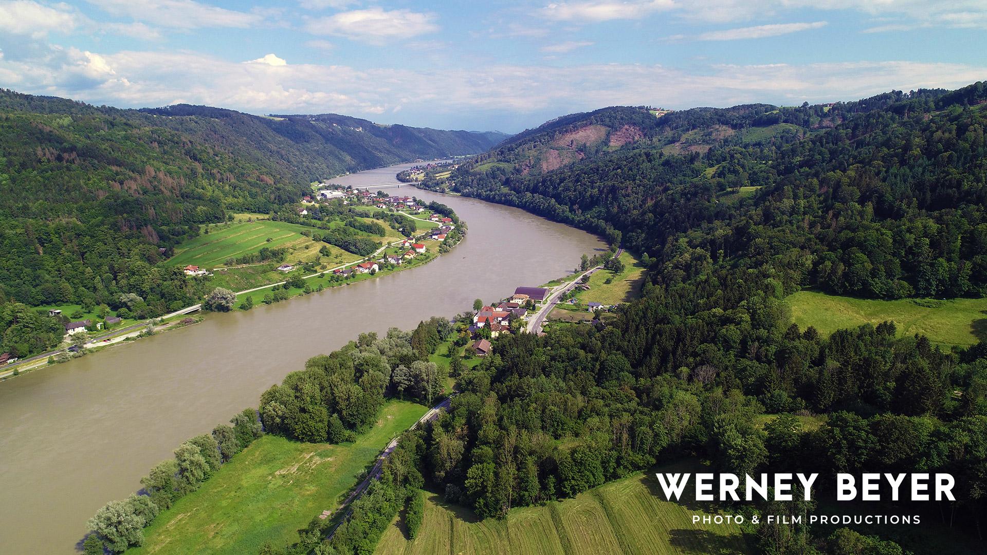 Cultural Landscape, River Danube, Austria