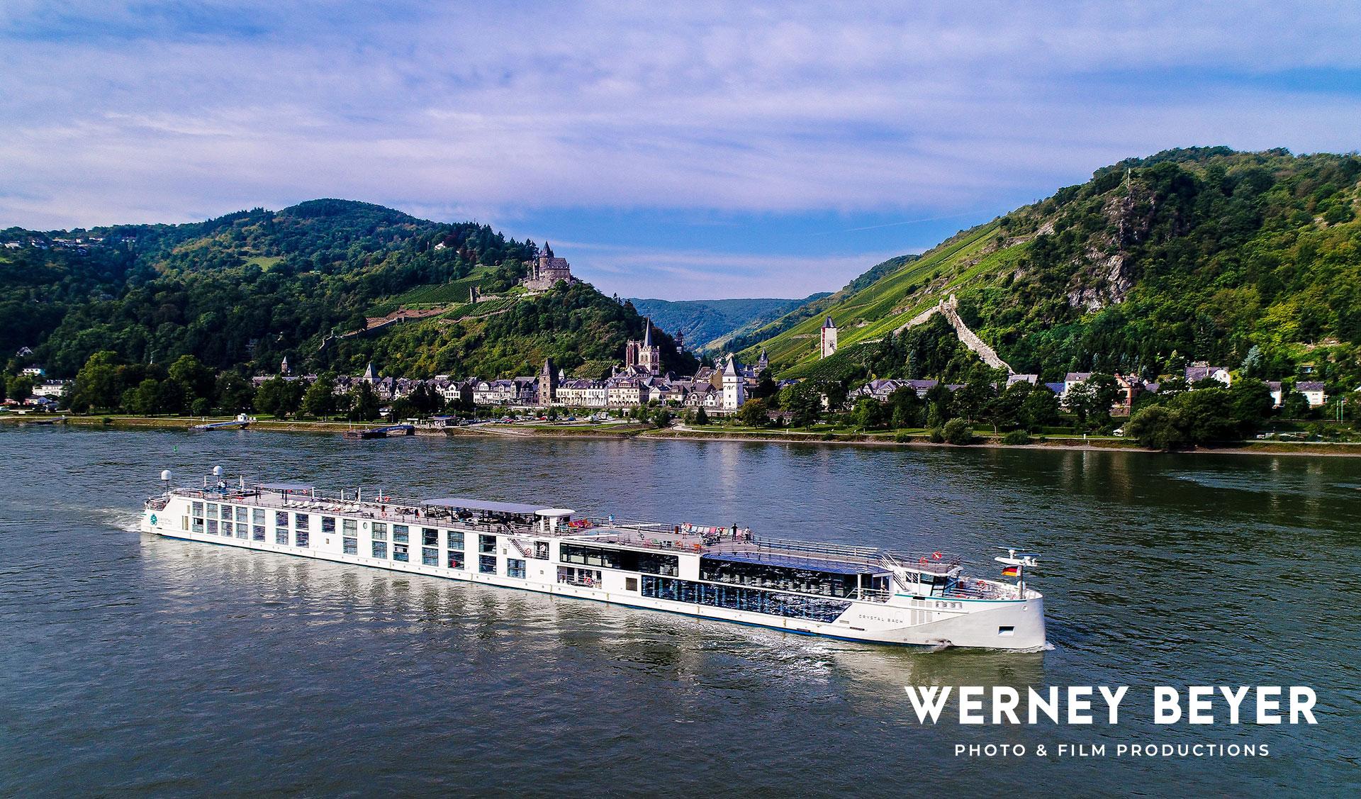 Bacharach, Rhine Gorge, Germany