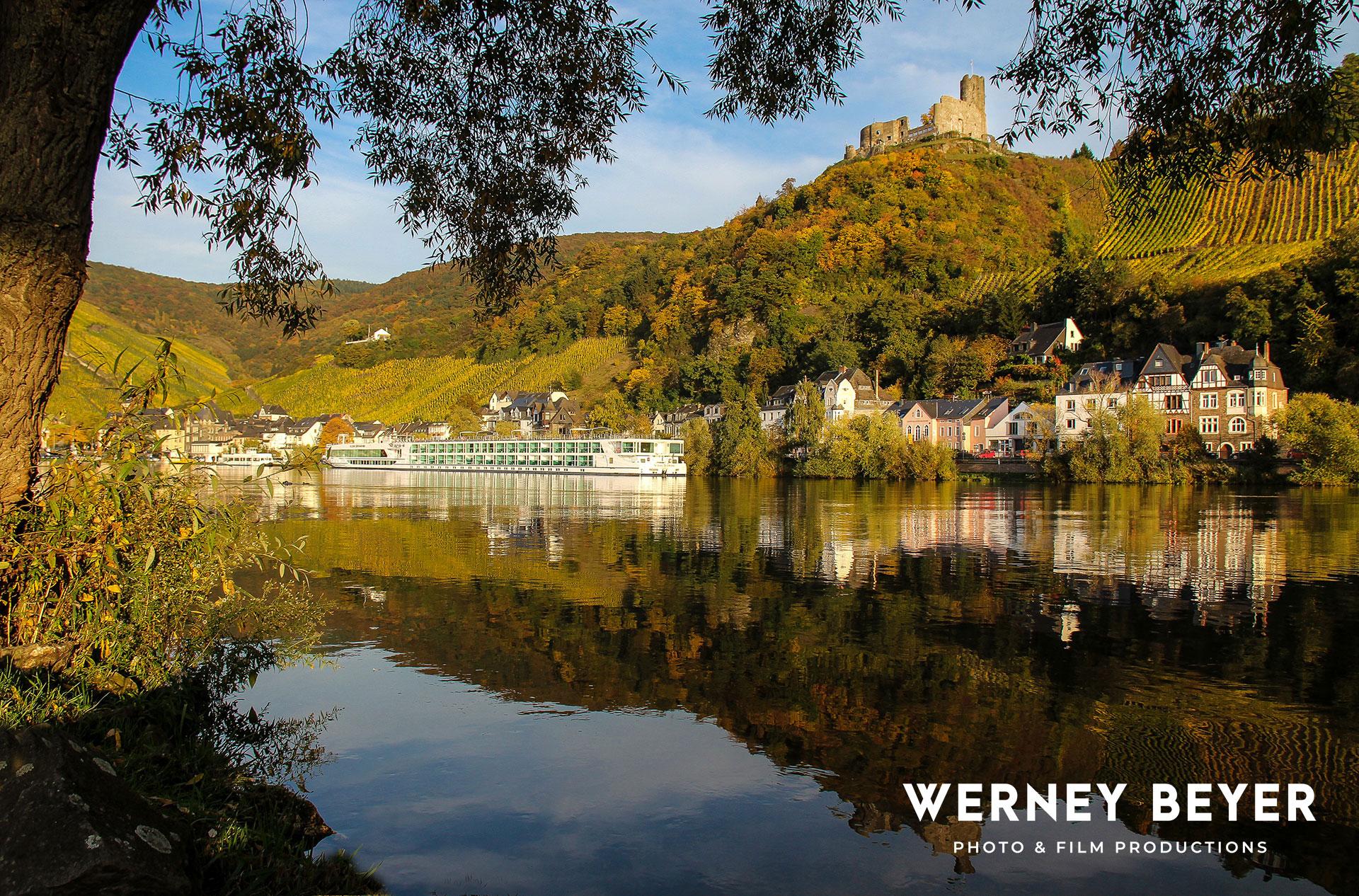 Fluss Mosel, Deutschland