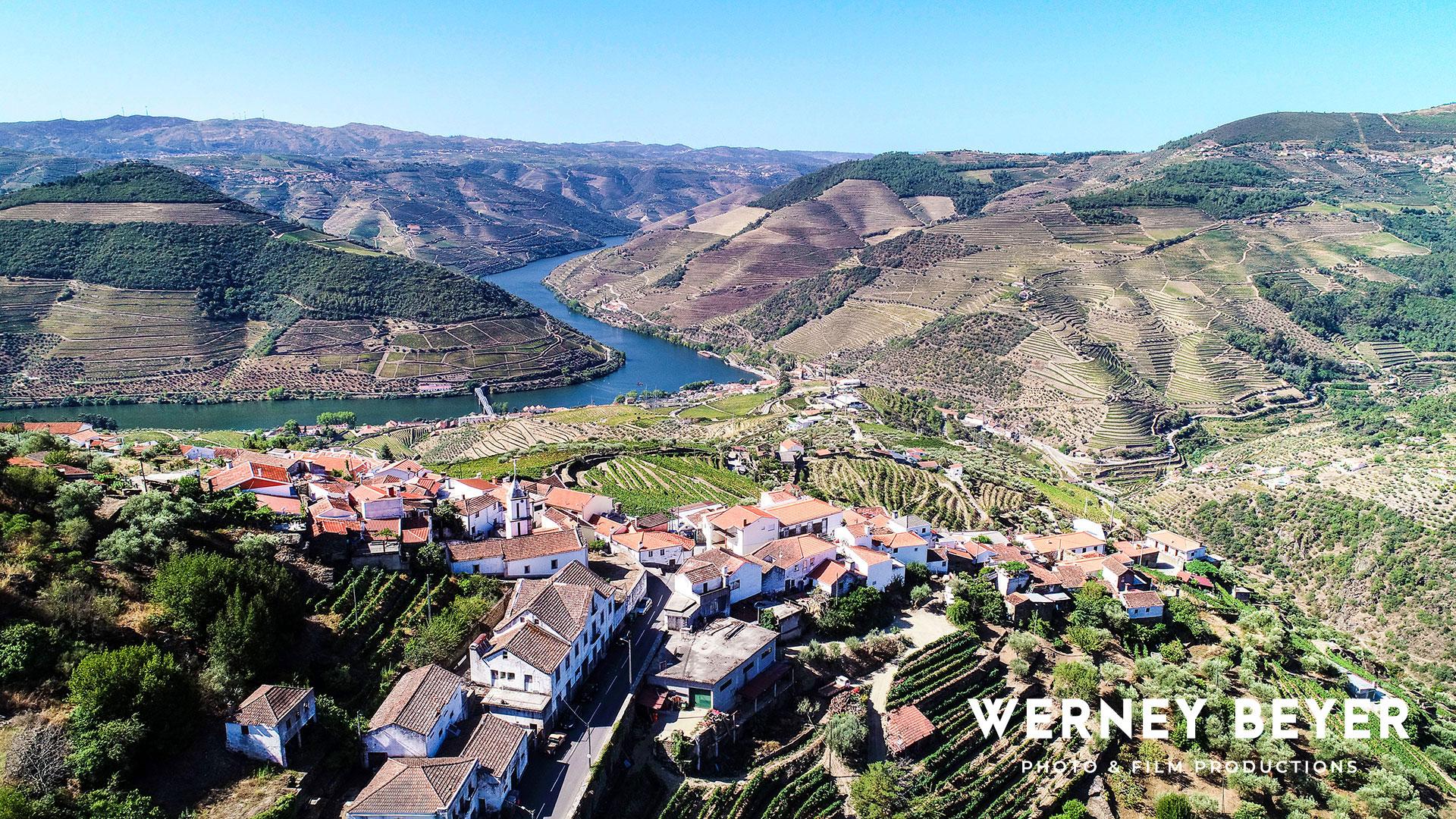 Fluss Douro, Portugal