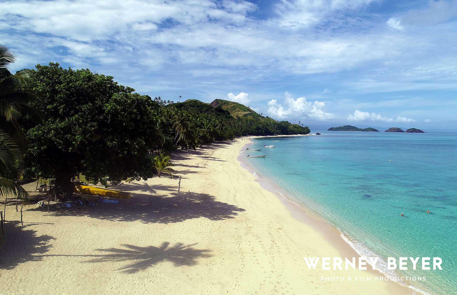 Dravuni Island, Fiji, South Pacific