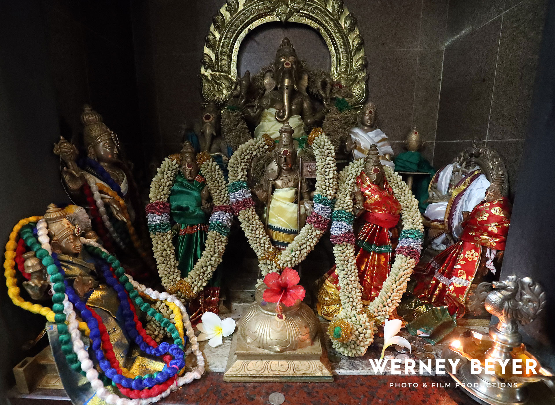 Impressions of Hinduism, Seychelles