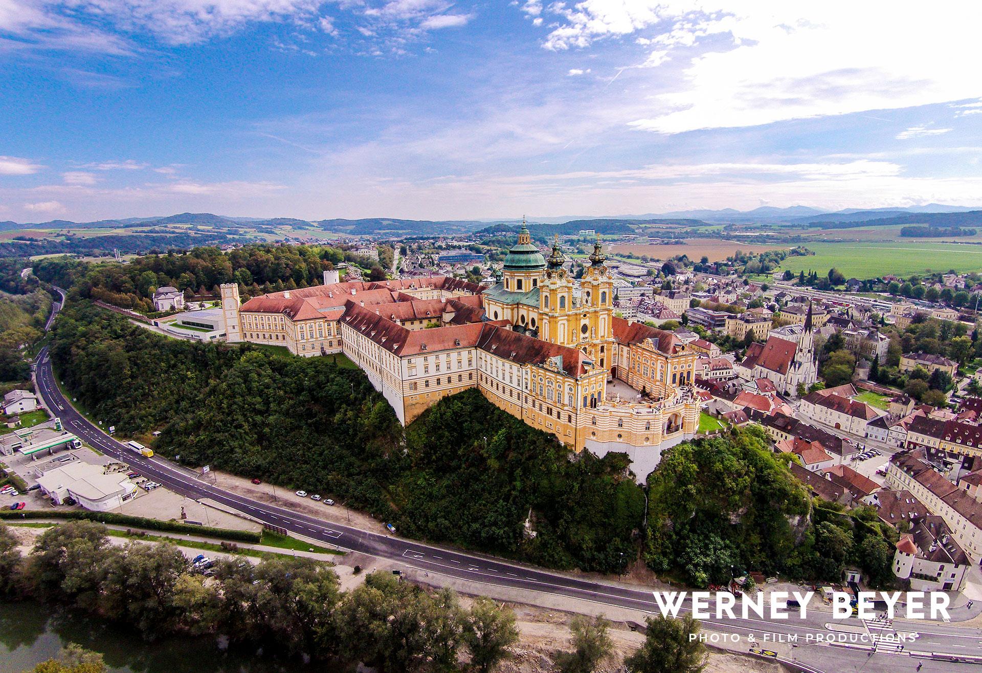 Melk Abbey, River Danube, Austria