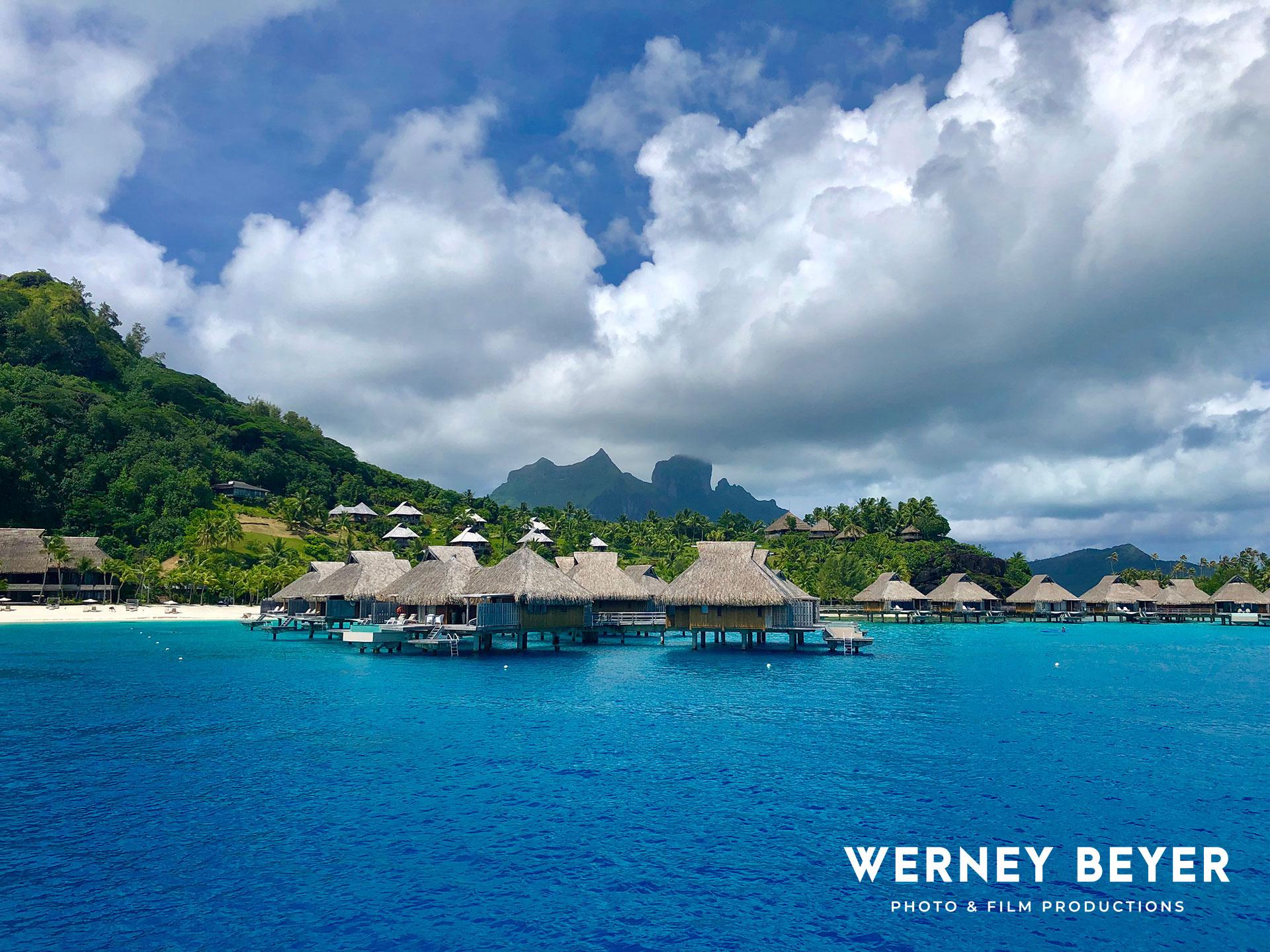 Overwater Bungalow, Bora Bora, French Polynesia, South Pacific