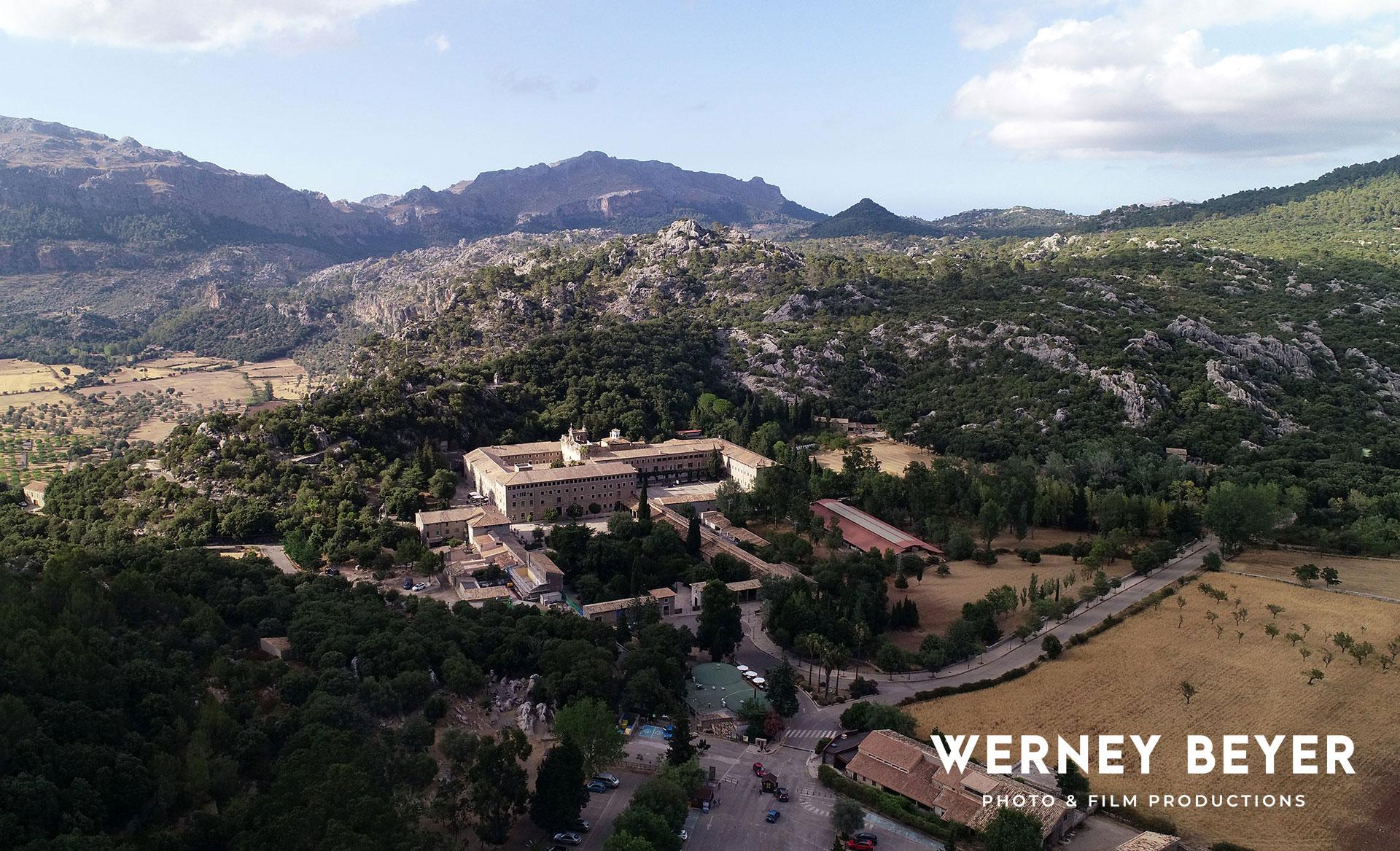 Santuari de Lluc, Majorca, Balearics