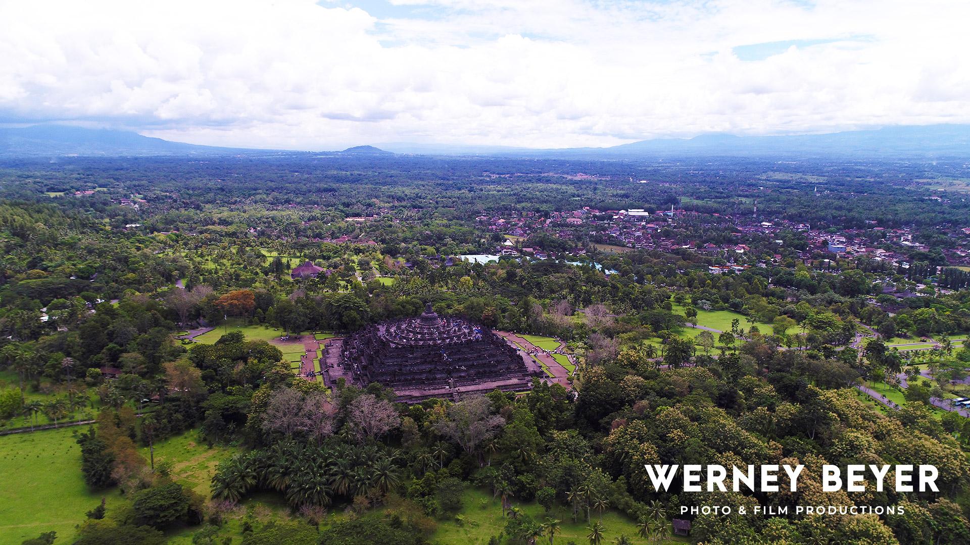 Temple Borobudur, Java, Indonesia