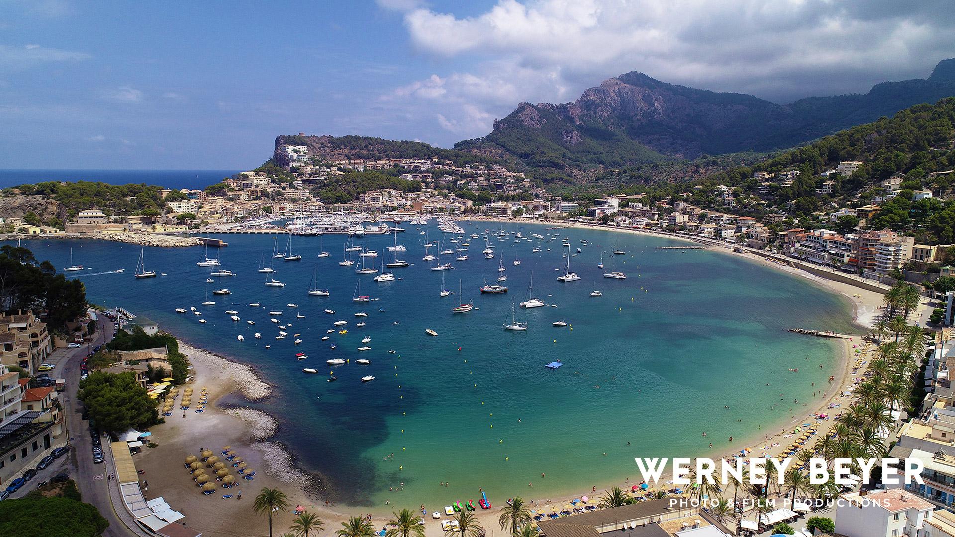 Port de Sóller, Majorca, Balearic Islands, Spain