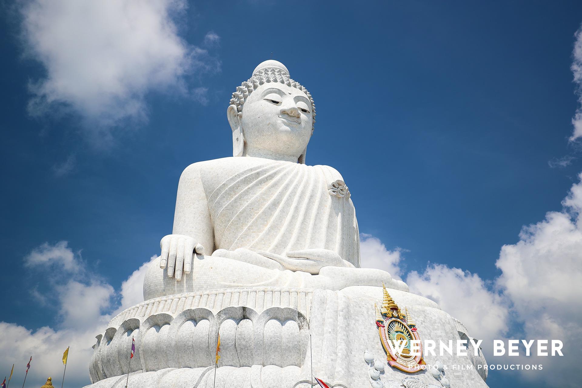 Lord Buddha, Phuket Island, Thailand