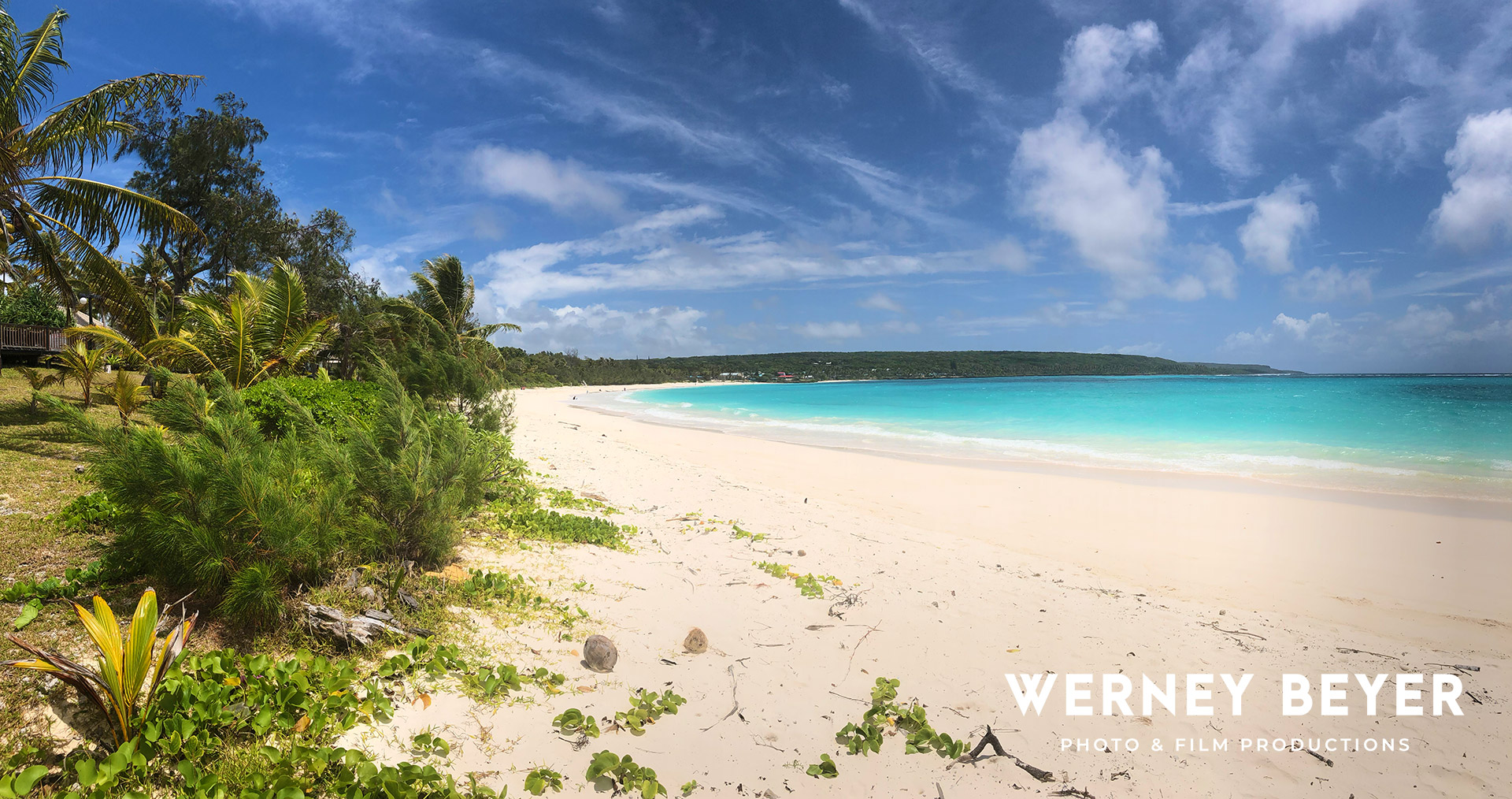 Easo Beach, Lifou Island,  New Caledonia, South Pacific